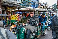 India, New Delhi, Manuel. camerman.