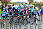 Ready for road at the annual John Drum cycling (Juvenile Road race) in Currow on Sunday.