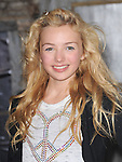 Peyton List attends The Paramount Pictures' L.A. Premiere of RANGO held at The Regency Village Theatre in Westwood, California on February 14,2011                                                                               © 2010 DVS / Hollywood Press Agency