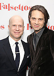 Richie Jackson and Jordan Roth  attends the Opening Night After Party for 'Falsettos'  at the New York Hilton Hotel on October 27, 2016 in New York City.