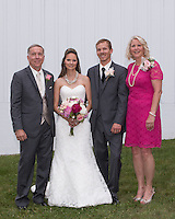 Michelle & Brian's wedding at the Richland Community Park in Bakerstown, PA on June 21, 2014. Brian and Michelle had their ceremony at the pavillion and the reception at the barn at the park.