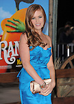 Isla Fisher attends The Paramount Pictures' L.A. Premiere of RANGO held at The Regency Village Theatre in Westwood, California on February 14,2011                                                                               © 2010 DVS / Hollywood Press Agency