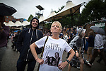 © Joel Goodman - 07973 332324 . 11/07/2015 . Manchester , UK . Fans in the arena . Summer in the City festival at Castlefield Arena . Photo credit : Joel Goodman