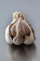 Gastronomie générale / Diététique / Ail Violet bio //  General gastronomy / Diet / Organic Garlic Violet