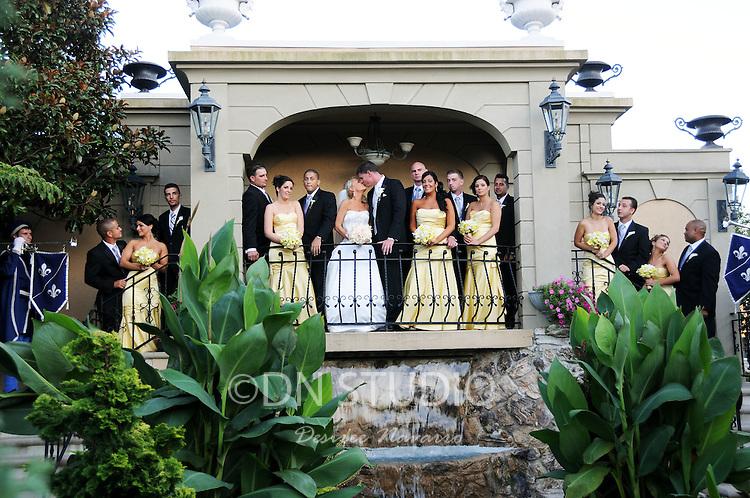 The wedding reception of Sheri Iannone and Robert Lovisek, Jr. at Jericho Terrace Mineola, New York on Sunday, September 5, 2010.