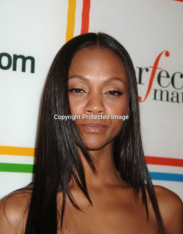 """Zoe Saldana..at The Entertainment Weekly's Annual """" Must List"""" Party ..on June 22, 2006 at Buddha Bar. ..Robin Platzer, Twin Images"""
