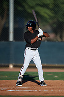 AZL D-backs Glenallen Hill Jr. (6) at bat during an Arizona League game against the AZL Mariners on July 3, 2019 at Salt River Fields at Talking Stick in Scottsdale, Arizona. The AZL D-backs defeated the AZL Mariners 3-1. (Zachary Lucy/Four Seam Images)