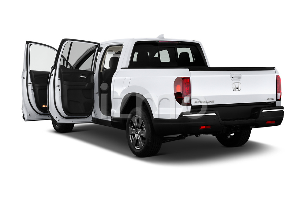 Car images of 2020 Honda Ridgeline RTL-E 4 Door Pick-up Doors