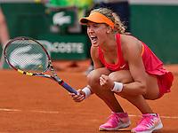 France, Paris, 03.06.2014. Tennis, French Open, Roland Garros, <br /> Photo:Tennisimages/Henk Koster