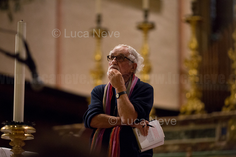 Alex, Priest and Activist.<br /> <br /> Rome, 01/05/2019. This year I will not go to a MayDay Parade, I will not photograph Red flags, trade unionists, activists, thousands of members of the public marching, celebrating, chanting, fighting, marking the International Worker's Day. This year, I decided to show some of the Workers I had the chance to meet and document while at Work. This Story is dedicated to all the people who work, to all the People who are struggling to find a job, to the underpaid, to the exploited, and to the people who work in slave conditions, another way is really possible, and it is not the usual meaningless slogan: MAKE MAYDAY EVERYDAY!<br /> <br /> Happy International Workers Day, long live MayDay!