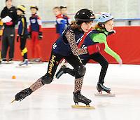 Long Track Speedskating - Badger State Games - Winter 2009