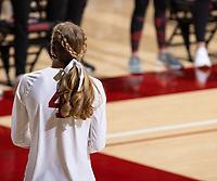 Stanford Volleyball W Senior Day, April 03, 2021