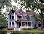 The Hemmingway House.1720 South Arch st.Little Rock, AR