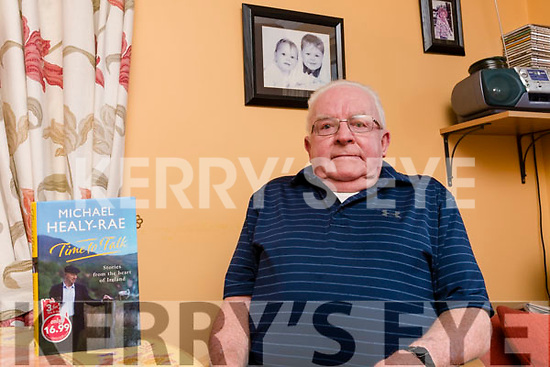 41 Michael Griffin of Lake Road, Cromane pictured in his home