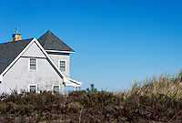 Rustic waterfront beach house, Plum Island, Massachusetts