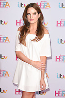 Binky Felstead<br /> attends the 2016 Lorraine High Street Fashion Awards held at the Grand Connaught Rooms, Holborn, London.<br /> <br /> <br /> ©Ash Knotek  D3119  17/05/2016