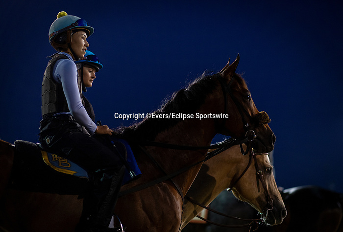 April 29, 2021: Andi Biancone with Diamond Oops at Churchill Downs in Louisville, Kentucky on April 29, 2021. EversEclipse Sportswire/CSM