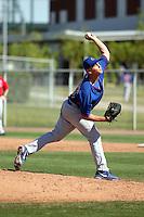 Tyler Peitzmeier - Chicago Cubs 2016 spring training (Bill Mitchell)