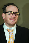 Elvis Costello Attending the Opening Night Performance of THE LOOK OF LOVE ... THE SONGS OF BURT BACHARACH  and HAL DAVID at the Brooks Atlinson Theater,<br /> New York City.<br /> May 4, 2003