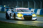 KCMG, #51 Audi R8 LMS GT3, driven by Go Max, Toru Tanaka and Tetsuya Tanaka in action during Asian LMS Qualifying (GT, GT Cup) of the 2016-2017 Asian Le Mans Series Round 1 at Zhuhai Circuit on 29 October 2016, Zhuhai, China.  Photo by Marcio Machado / Power Sport Images