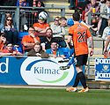 St Johnstone's Steven Anderson scores their first goal.