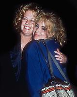 Melanie Griffith Roseanna Arquette 1988<br /> Photo By John Barrett/PHOTOlink