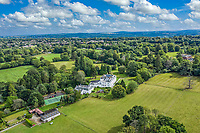 Historic country manor taken over by soldiers during WW2 is on the market
