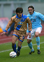 Vannucchi Empoli<br /> Calcio 2002/2003<br /> Foto Andrea Staccioli/Insidefoto