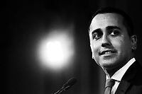 Luigi Di Maio Movement 5 Stars Party<br /> Rome August 28th 2019. Quirinale. Consultation with the President of the Republic for the new Government day two.<br /> Foto  Samantha Zucchi Insidefoto