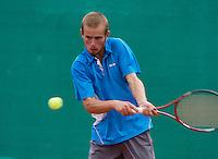 12-08-13, Netherlands, Raalte,  TV Ramele, Tennis, NRTK 2013, National RankingTennis Championships 2013, Bart de Gelder <br /> <br /> Photo: Henk Koster