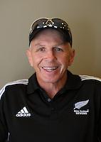 Head coach Gordon Tietjens. NZ sevens team headshots at James Cook Hotel, Wellington on Thursday, 27 January 2011. Photo: Dave Lintott / lintottphoto.co.nz