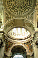 France, Paris, The Pantheon,interior