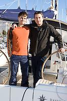 Bailón .XXIII Edición de la Regata de Invierno 200 millas a 2 - 6 al 8 de Marzo de 2009, Club Náutico de Altea, Altea, Alicante, España