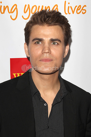 LOS ANGELES, CA - DECEMBER 02: Paul Wesley at 'Trevor Live' honoring Katy Perry and Audi of America for The Trevor Project held at The Hollywood Palladium on December 2, 2012 in Los Angeles, California. Credit: mpi21/MediaPunch Inc.