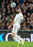 Real Madrid's Dani Carvajal during La Liga match. December 22,2019. (ALTERPHOTOS/Acero)