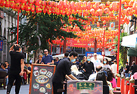 AUG 1 Signs of Recovery in Chinatown