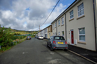 Pictured: A general view of Bontnewydd Terrace in Trelewis, South Glamorgan, Rhondda Cynon Taff, Wales, UK.<br /> Re: A search of mountains and waterways is taking place after  22 year old Brooke Morris went missing following a night out.<br /> Brooke, from Trelewis near Merthyr Tydfil, disappeared after being given a lift home from the town centre in the early hours of Saturday.<br /> South Wales Police believe the Nelson RFC player did not go inside her house.<br /> Officers are continuing to search for Ms Morris following efforts by mountain rescue teams on Sunday.<br /> Ms Morris was last seen at about 2.30am on Saturday wearing a long-sleeved red top and jeans.