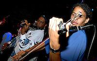 Roma, 18/6/2004 Ippodromo delle Capanelle: Fiesta!<br /> Los Van Van<br /> <br /> Photo: Serena Cremaschi Insidefoto
