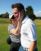 during the finals of the New Zealand Amateur Golf Championship, Poverty Bay Golf Course, Awapuni Links, Gisborne, Sunday 25 October 2020. Photo: Simon Watts/www.bwmedia.co.nz