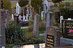 Friedhof, cemetary, Dürnbach, Burgenland, Austria, Österreich