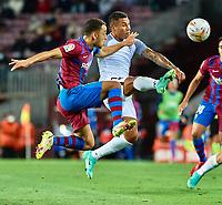 2021.09.20 La Liga FC Barcelona VS Granada CF