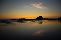 Dusk at Kalaloch Beach 4, Olympic National Park, Washington, US