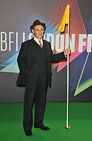 """Mark Rylance at the 65th BFI London Film Festival """"The Phantom of the Open"""" world premiere, Royal Festival Hall, Belvedere Road, on Tuesday 12th October 2021, in London, England, UK. <br /> CAP/CAN<br /> ©CAN/Capital Pictures"""