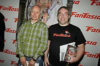 Montreal (QC) CANADA, June 29 2010 - Fantasia Festival Press conference  :Jean-Claude Lord, Pierre Corbeil