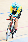 Artyom Zakharov of the Kazakhstan team competes in the Men's Individual Pursuit - Qualifying as part of the 2017 UCI Track Cycling World Championships on 14 April 2017, in Hong Kong Velodrome, Hong Kong, China. Photo by Marcio Rodrigo Machado / Power Sport Images