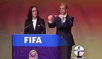 Mexico. Official Draw for the FIFA U 20 Football World Cup, New Zealand 2015. Sky City, Auckland. Tuesday 10 February 2015. Copyright photo: Andrew Cornaga / www.photosport.co.nz