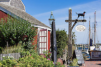 Black Dog Tavern, Vineyard Haven, Martha's Vineyard, Massachusetts, USA