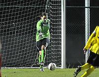 Belgium Dames U19 - selectie brabant jongens U15 :  Nicky Evrard.foto DAVID CATRY / Vrouwenteam.be