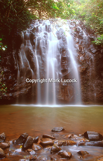 Elinjaa Falls, Atherton Tablelands, Queenland