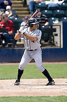 June 22, 2008: Shawn Wooten of the Portland Beavers at-bat against the Tacoma Rainiers during a Pacific Coast League game at Cheney Stadium in Tacoma, Washington.